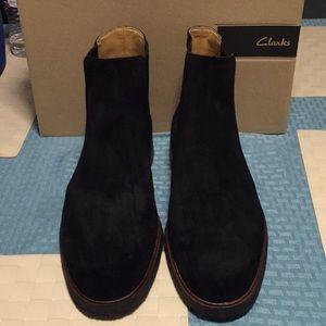 Men's size 11 1/2M Clark's Boots